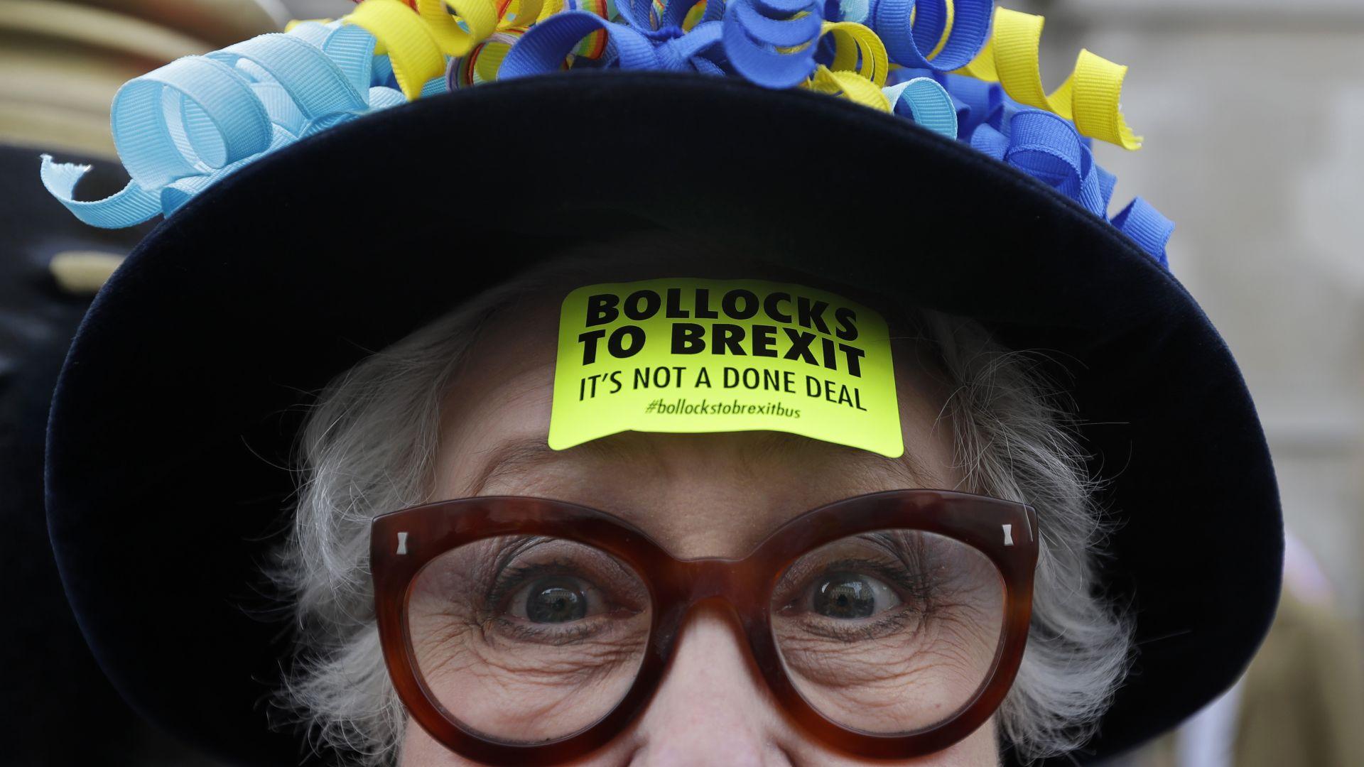 Опозицията на Острова се опитва чрез съда да спре Брекзит без сделка