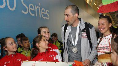 Владо Илиев: Бях на масаж, когато разбрах, че съм спортист №1