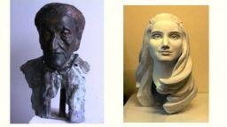 Дворът на кирилицата открива нови паметници в Алеята на писателите
