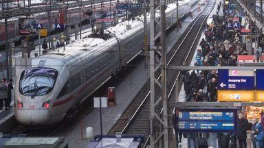 Германия модернизира жп мрежата си с 50 милиарда евро