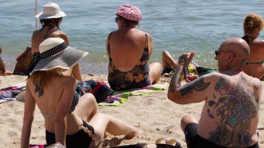 70% по-малко чужденци са почивали у нас през август