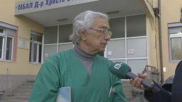Лекар с 42 г. стаж започна гладна стачка за по-добро здравеопазване