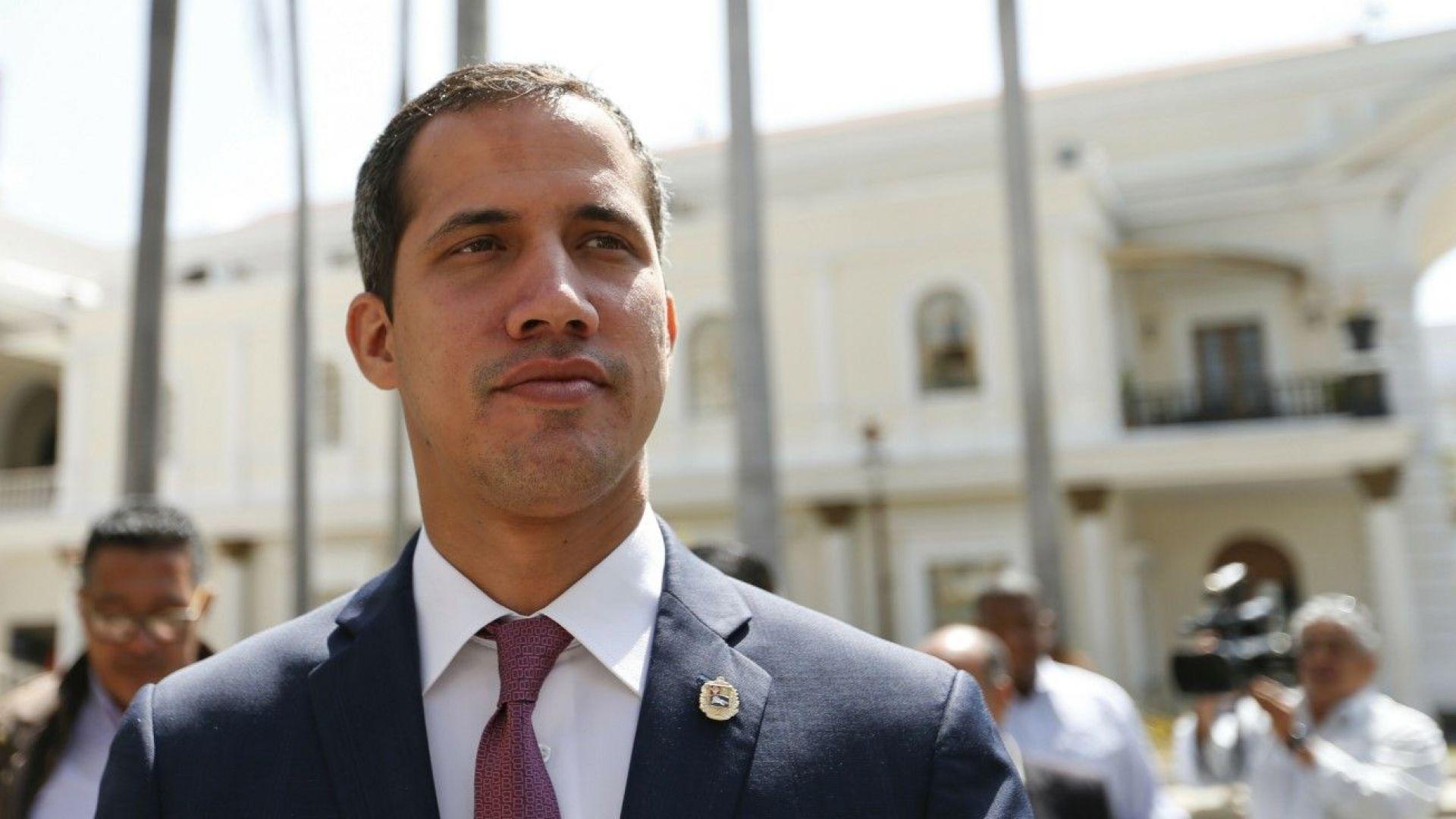 Гуаидо: Мадуро иска да разпусне парламента