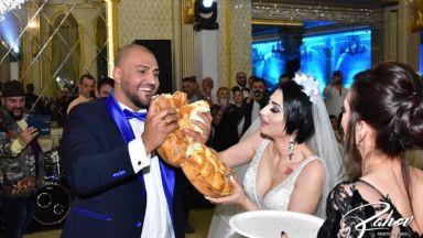 Софи Маринова и Гринго вдигнаха втора сватба