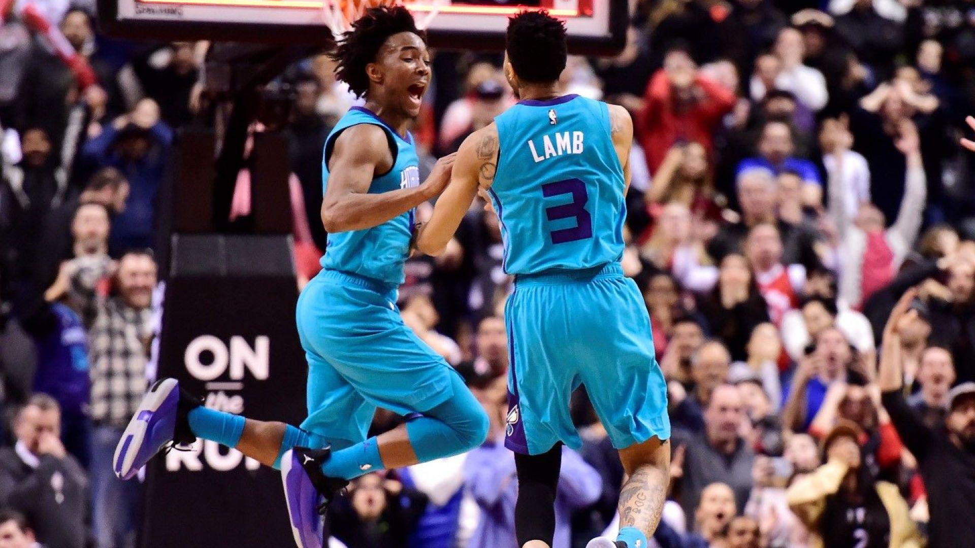 НБА видя най-изумителния кош със сирената (видео)
