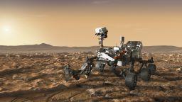 НАСА пратила на Марс робот за генериране на кислород
