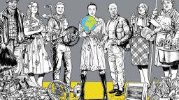 """Италианската комедия """"Земя, последно повикване"""" гостува в Сатирата"""
