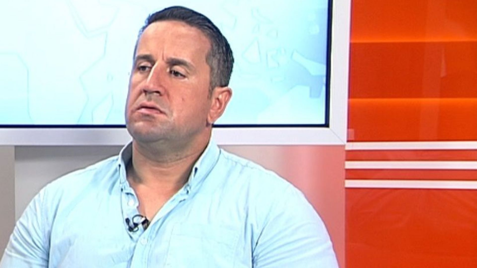"""Георги Харизанов осъди прокуратурата заради делото за """"Напоителни системи"""""""