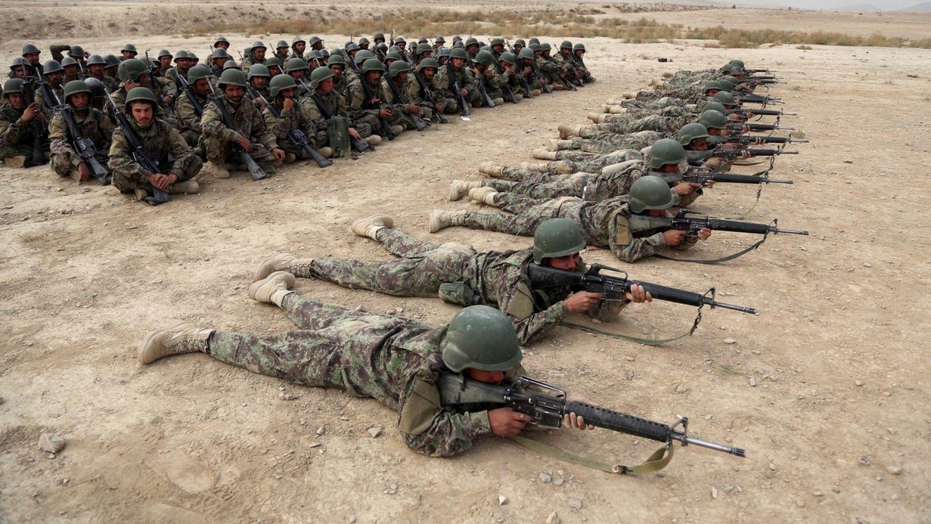 Десет деца бяха убити при американски въздушни удари в Афганистан