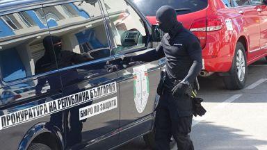 """Задържаха и шефа на """"Охранителна полиция"""" в Благоевград (обновена)"""