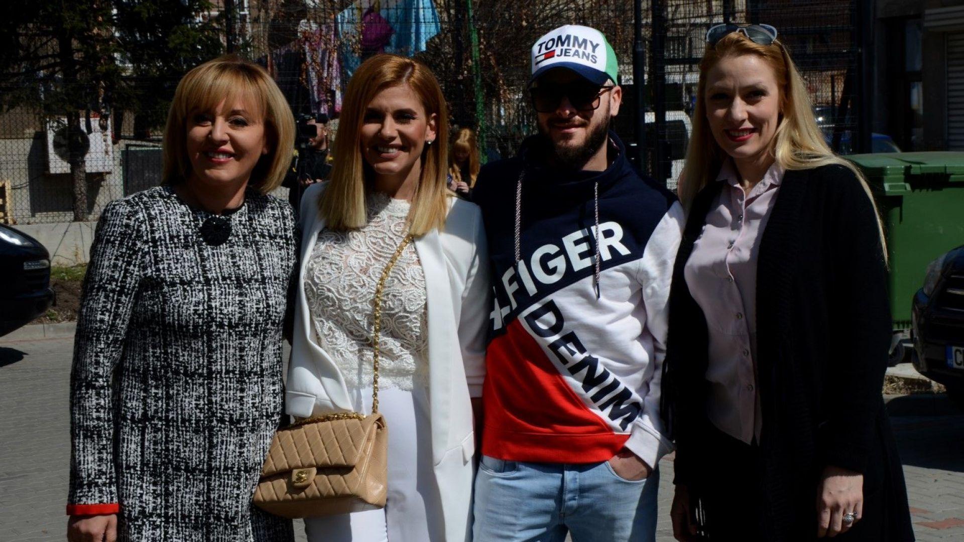 """Манолова: Надявам се стигнем до хиляди пенсионери с """"Великден за всеки"""""""