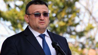 Младен Маринов заяви, че полицейската операция в София е срещу лихвари