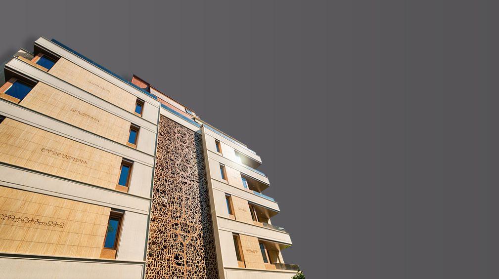 Апартаментите на властта