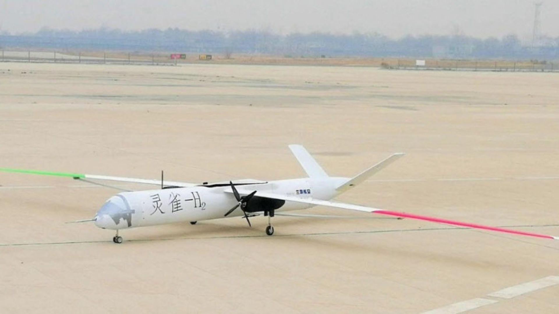 Китай прави водороден самолет