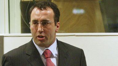 Премиерът на Косово подаде оставка, заподозрян във военни престъпления