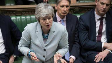 Безпрецедентен вот: Британските депутати поемат контрола за Брекзит