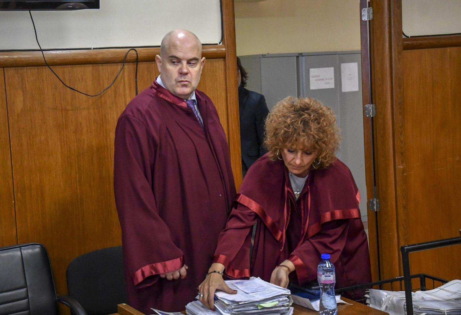 Иван Гешев - прокурор по делото