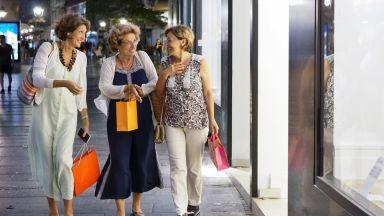 Ходенето по нанадолнище може да спаси костите на жените след менопауза