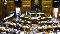 В САЩ приеха законопроект срещу доставките на енергия от Русия за Европа