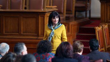 Караянчева: Утре ГЕРБ решава съдбата на Цветанов
