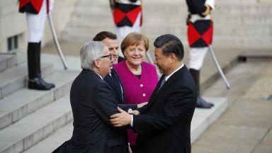 ЕС и Китай обсъждат реформата на СТО и балансираната търговия