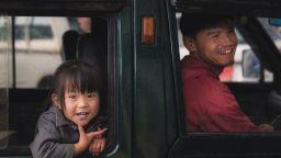 Лицата на Бутан във фотографиите на Андрю Студер