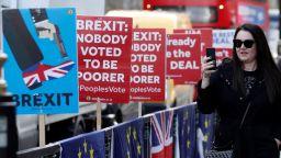 Искахте Брекзит, ето ви Брекзит
