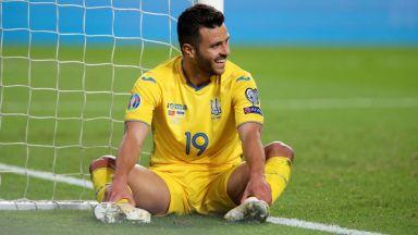 Бивш ас на ЦСКА проваля Украйна в евроквалификациите?