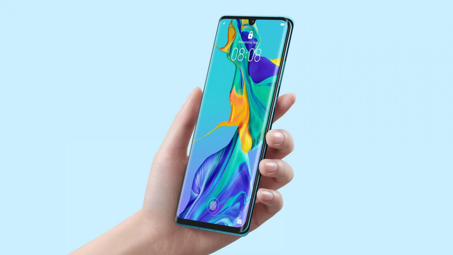 Huawei официално представи новата P30 серия