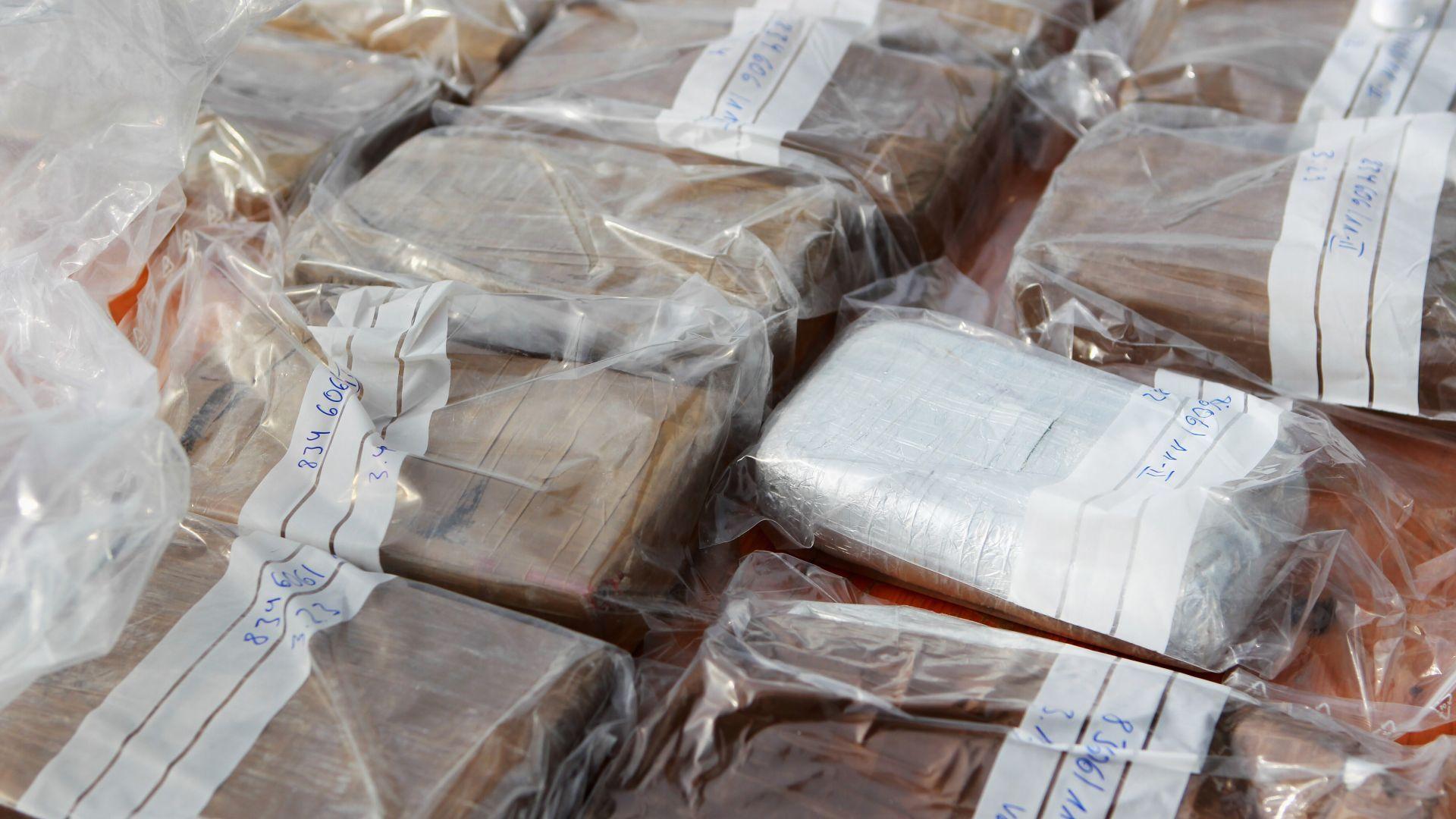 Румънската дирекция за борба с организираната престъпност съобщи, че стойността
