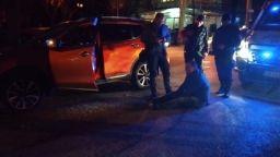 """Известен автокрадец бе задържан след гонка с отряд """"Кобра"""" в София"""