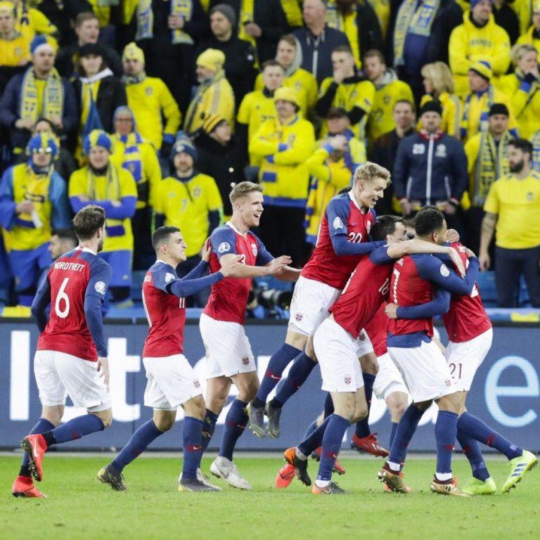 Луда голова вечер в европейските квалификации (резултати)