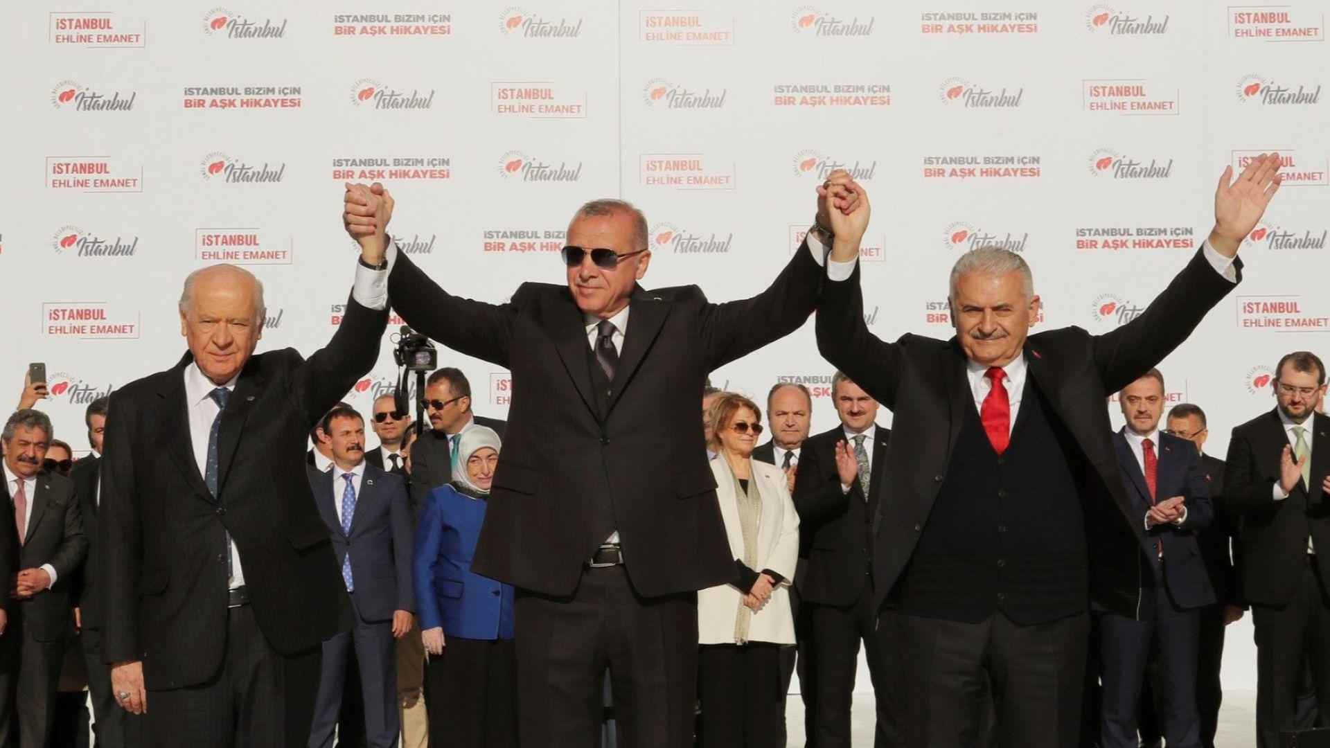 Ожесточена битка за Истанбул - туптящото сърце на Турция