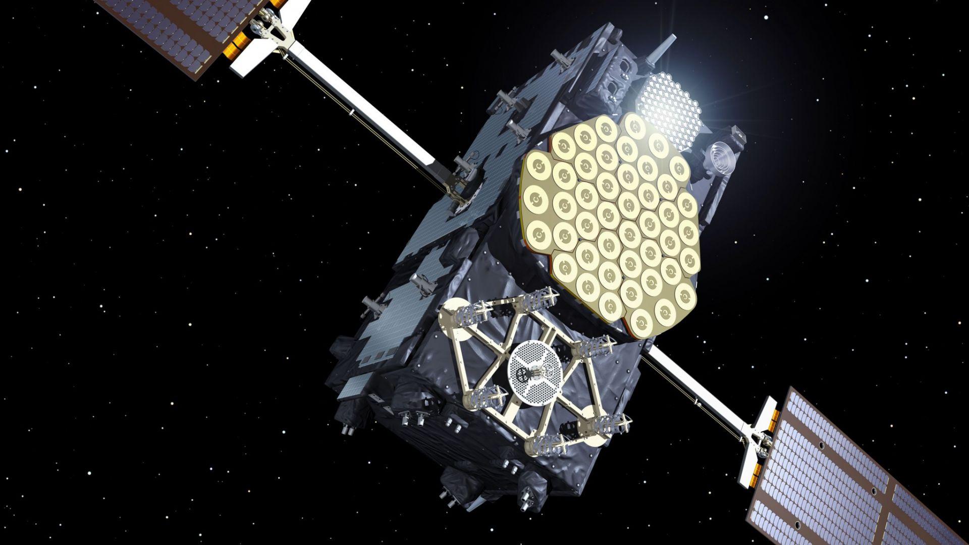 В САЩ разработват ново поколение военни сателити
