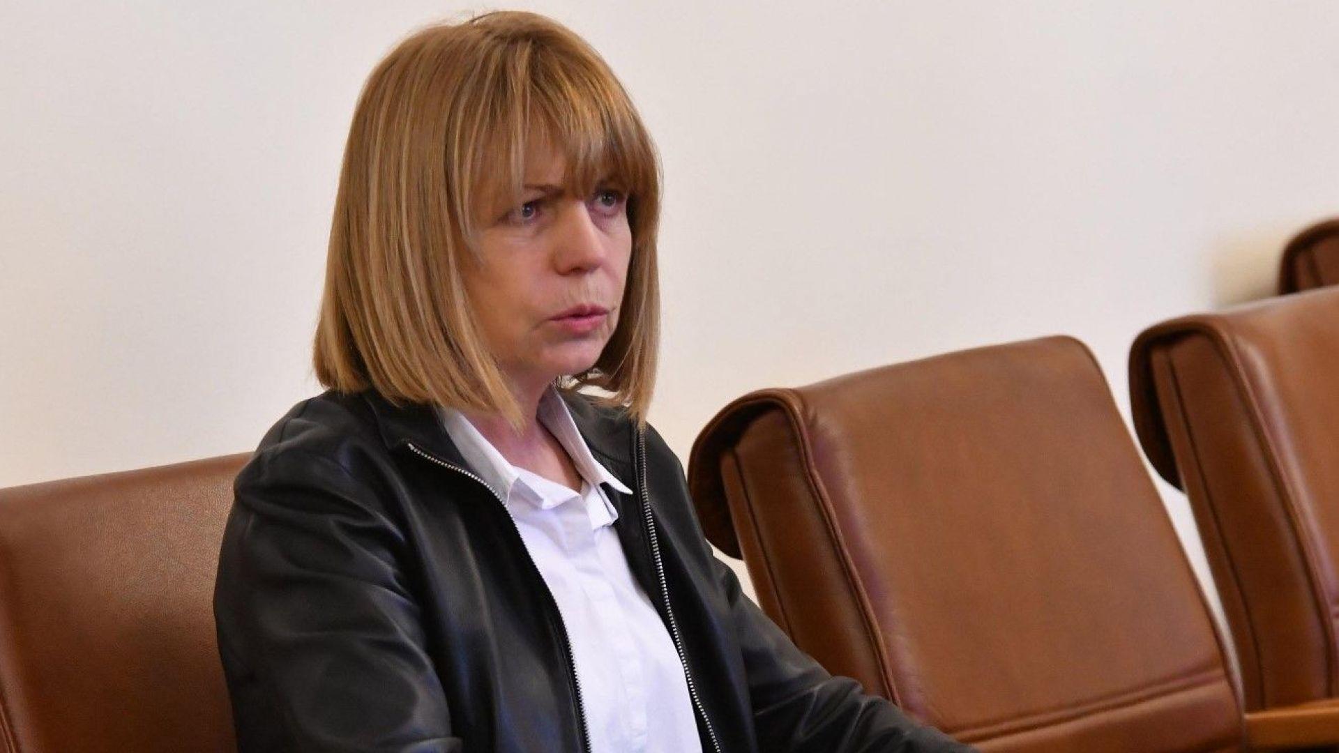 Фандъкова се закани: Никакво строителство в Борисовата градина