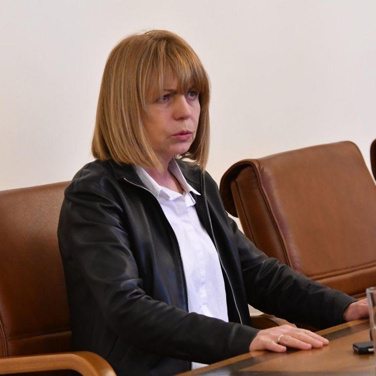 Йорданка Фандъкова, кмет на София