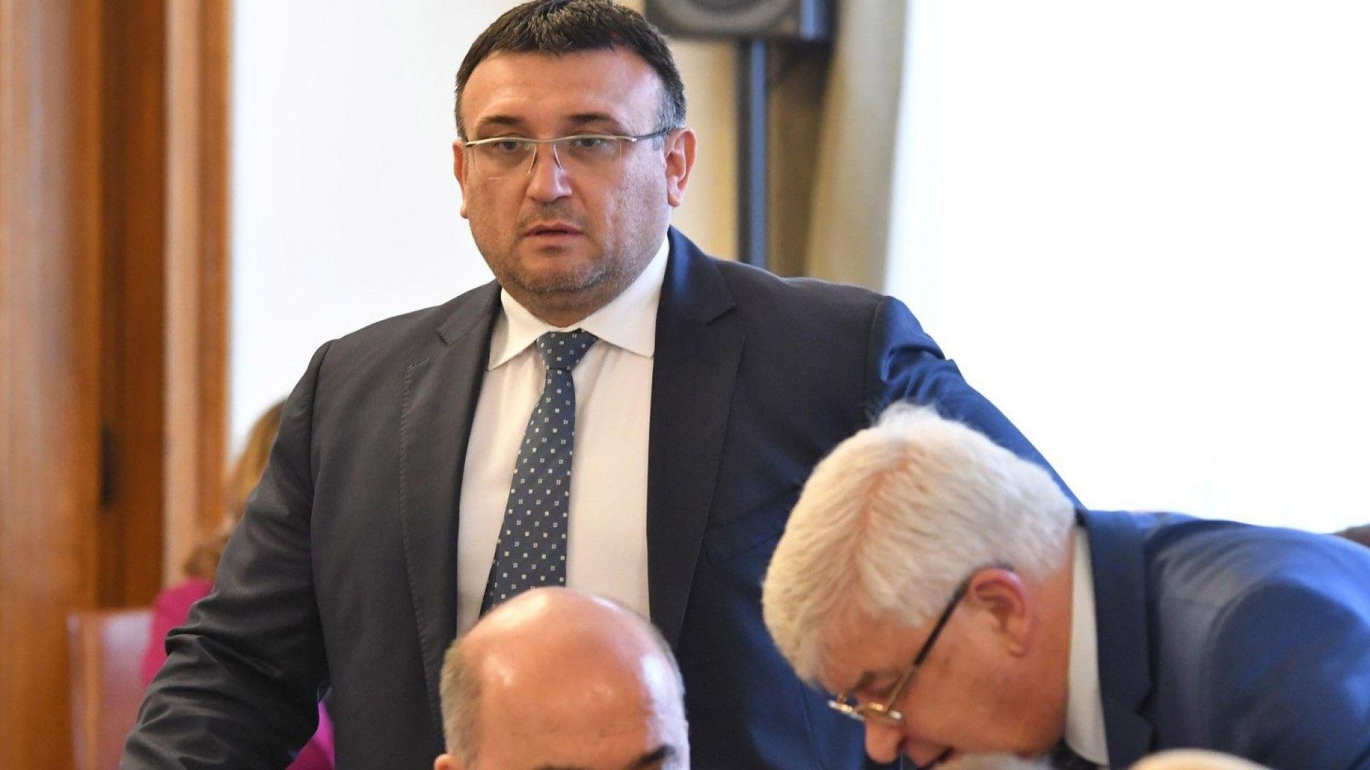 Младен Маринов: В Русе има изключително високо ниво на детска престъпност