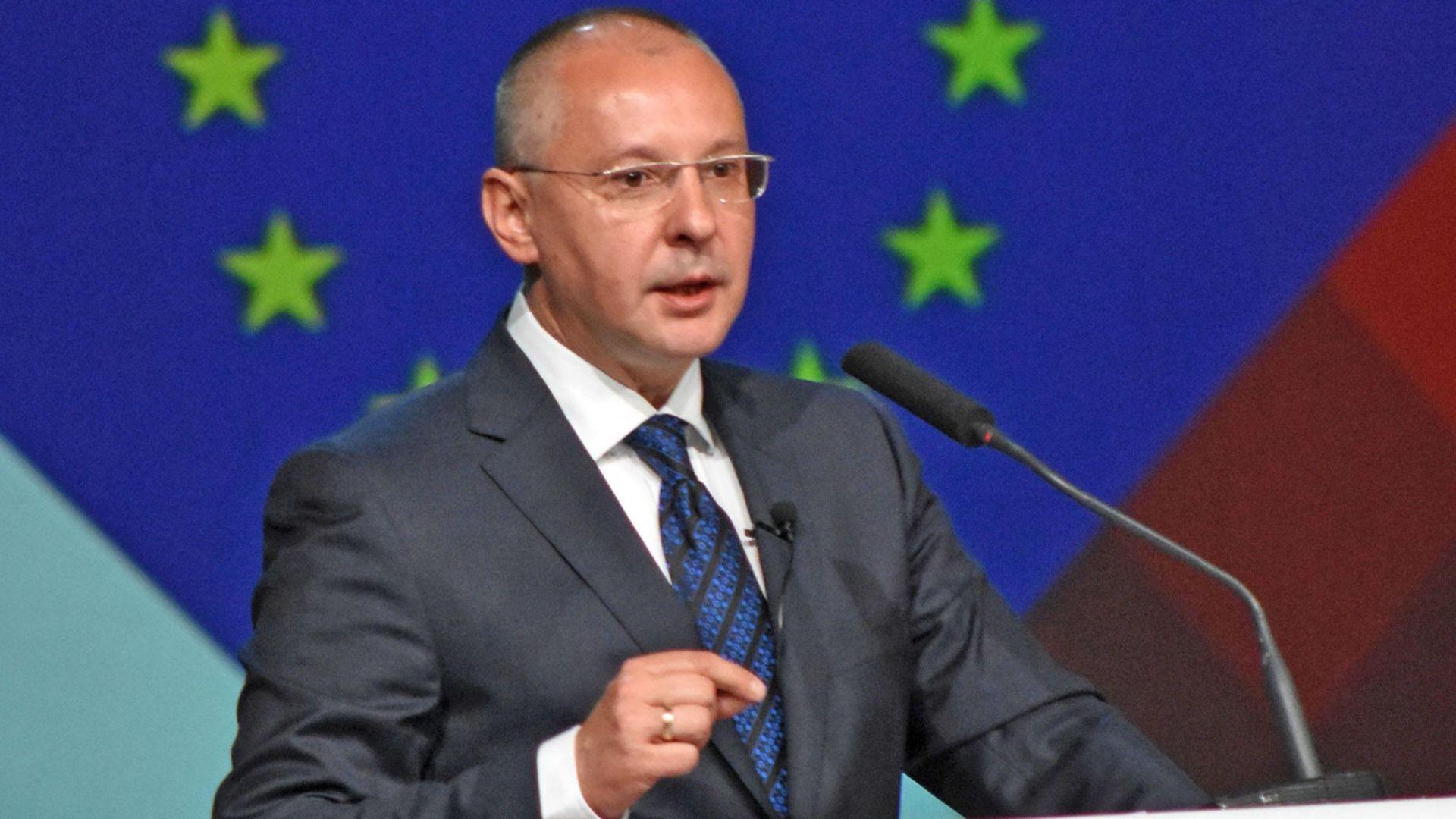 Станишев в Шумен: Време е за политически усилия за привличане на Европейския орган по труда