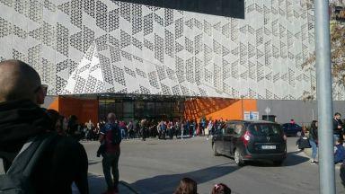 Евакуираха пловдивски мол погрешка