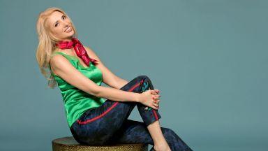 Ивет Григорова, която сама си намери пантофката