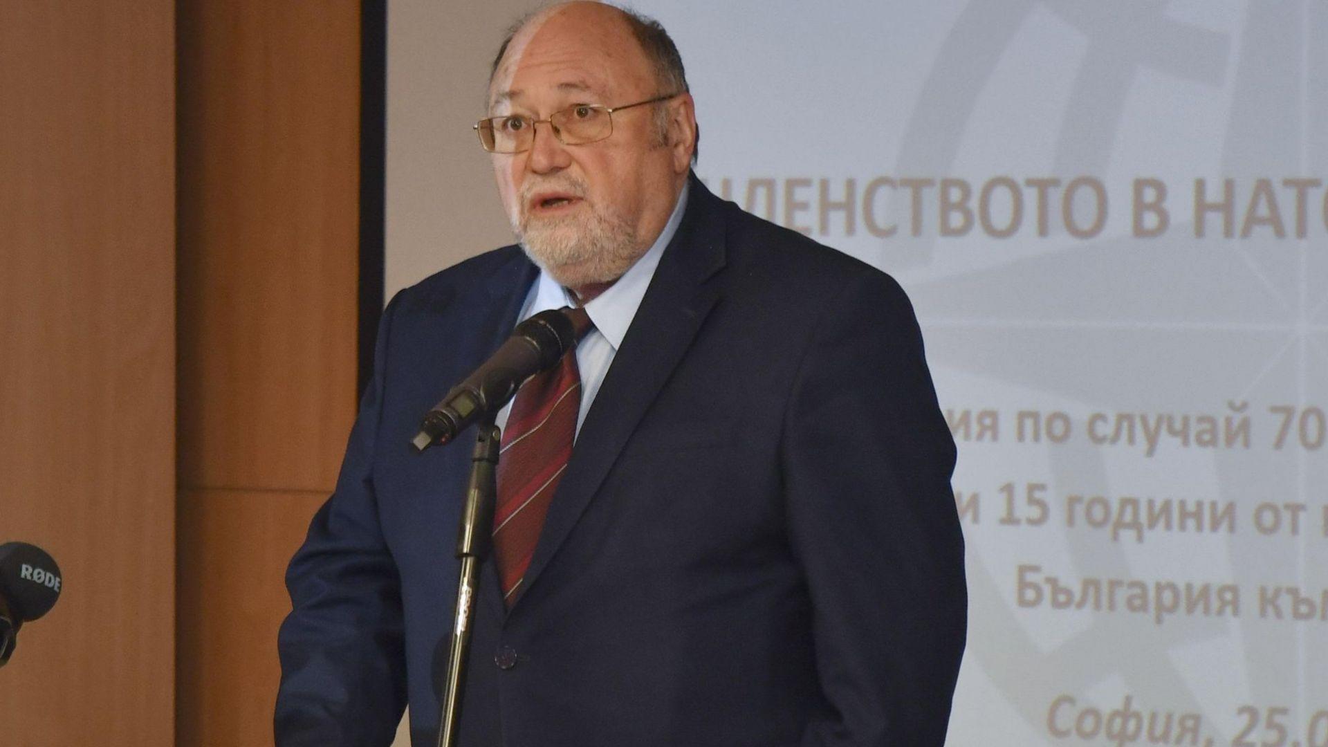 Александър Йорданов зае избираемото място за СДС в единната листа с ГЕРБ