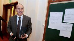 Парламентът ще гласува утре оставката на Цветан Цветанов