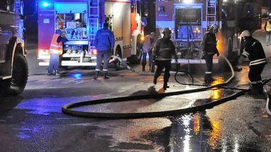 Три трупа след пожар в пловдивската психиатрия