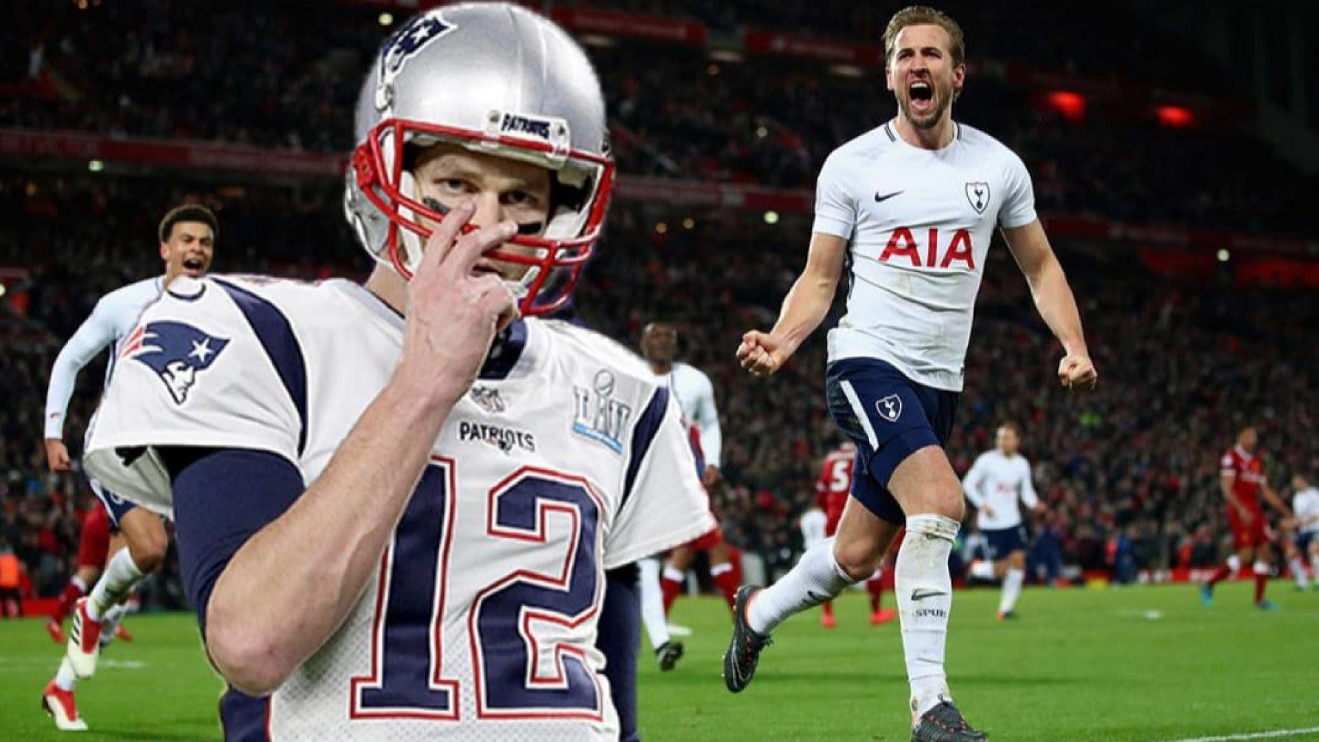 Хари Кейн иска да играе професионално американски футбол