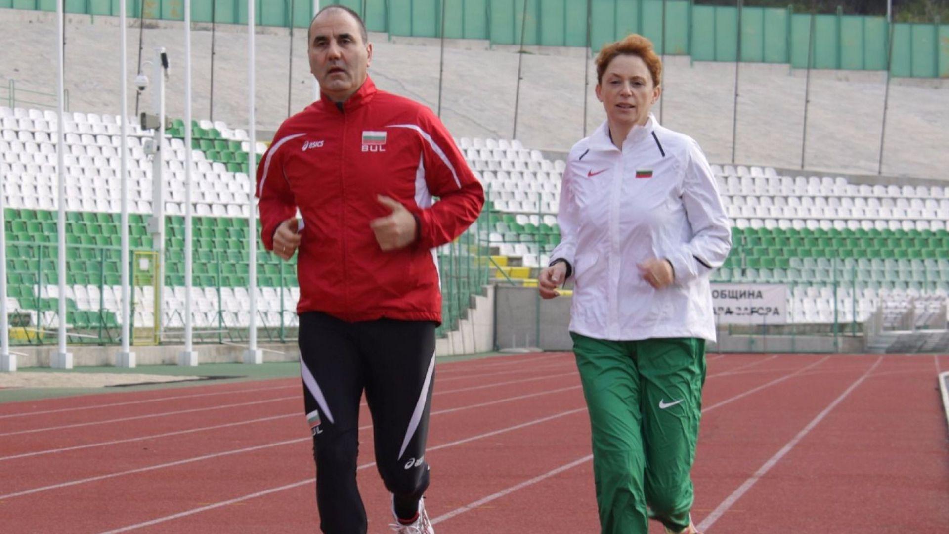 """Цветанов напуска парламента с маратонки за """"дълъг политически маратон"""""""