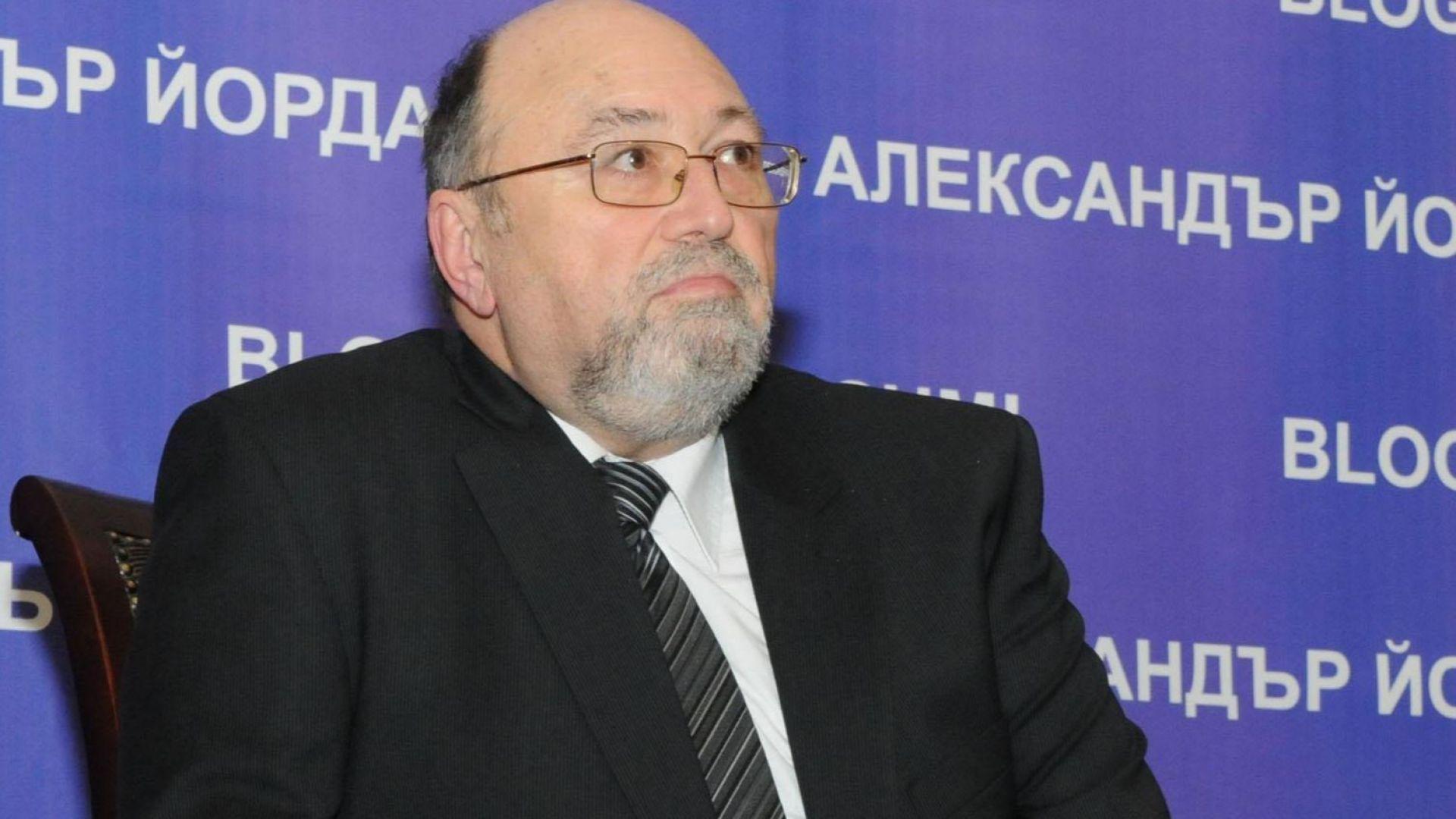 Александър Йорданов: Парадоксално е ние, които отворихме очите на народа, да бъдем заменени от антиевропейци
