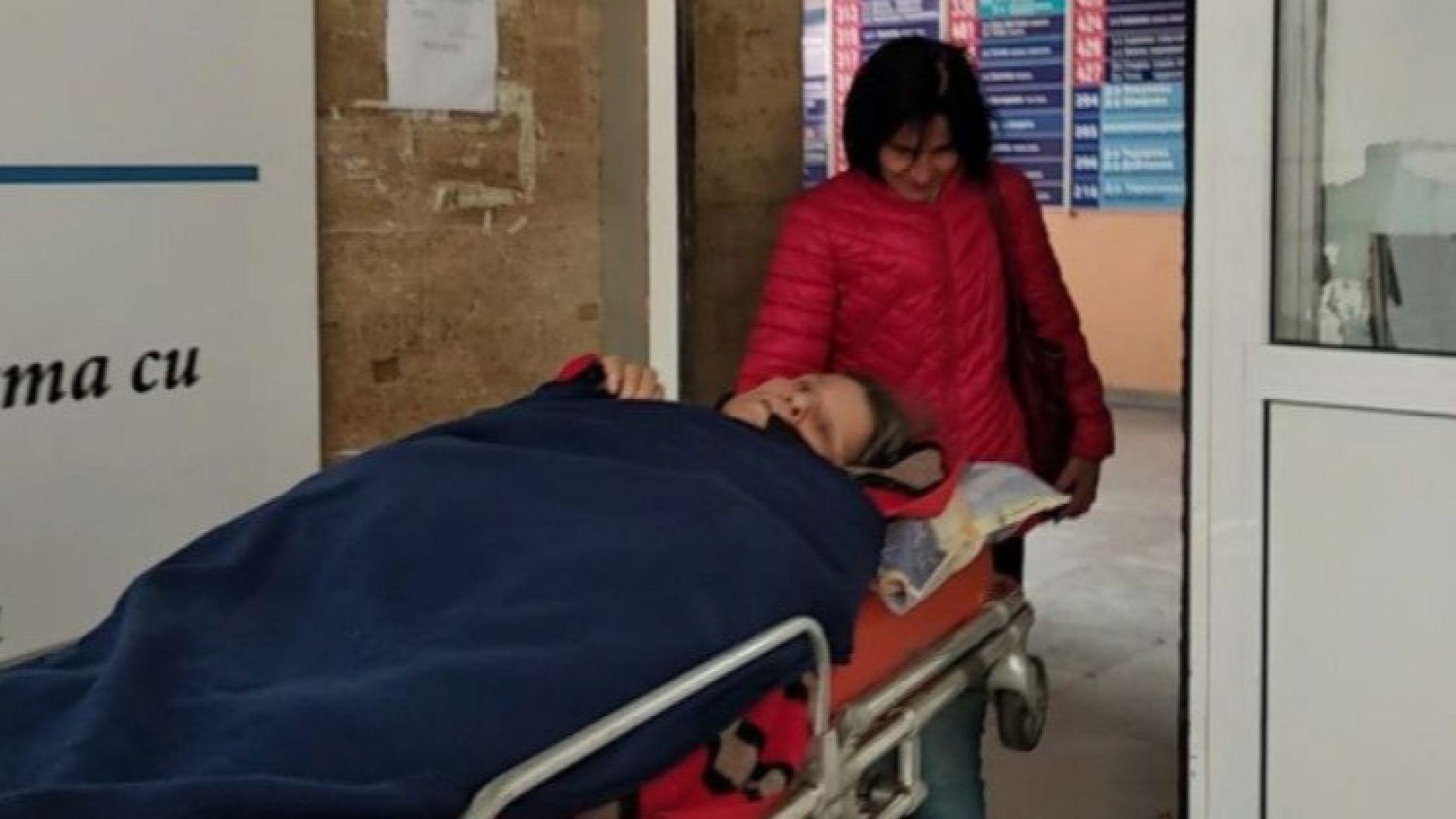 Принудиха парализирана жена с 5 инсулта да се яви на ТЕЛК