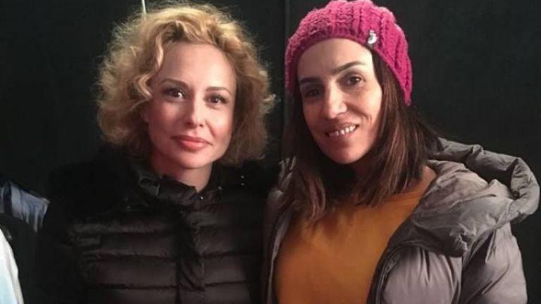 Със Стефания Колева