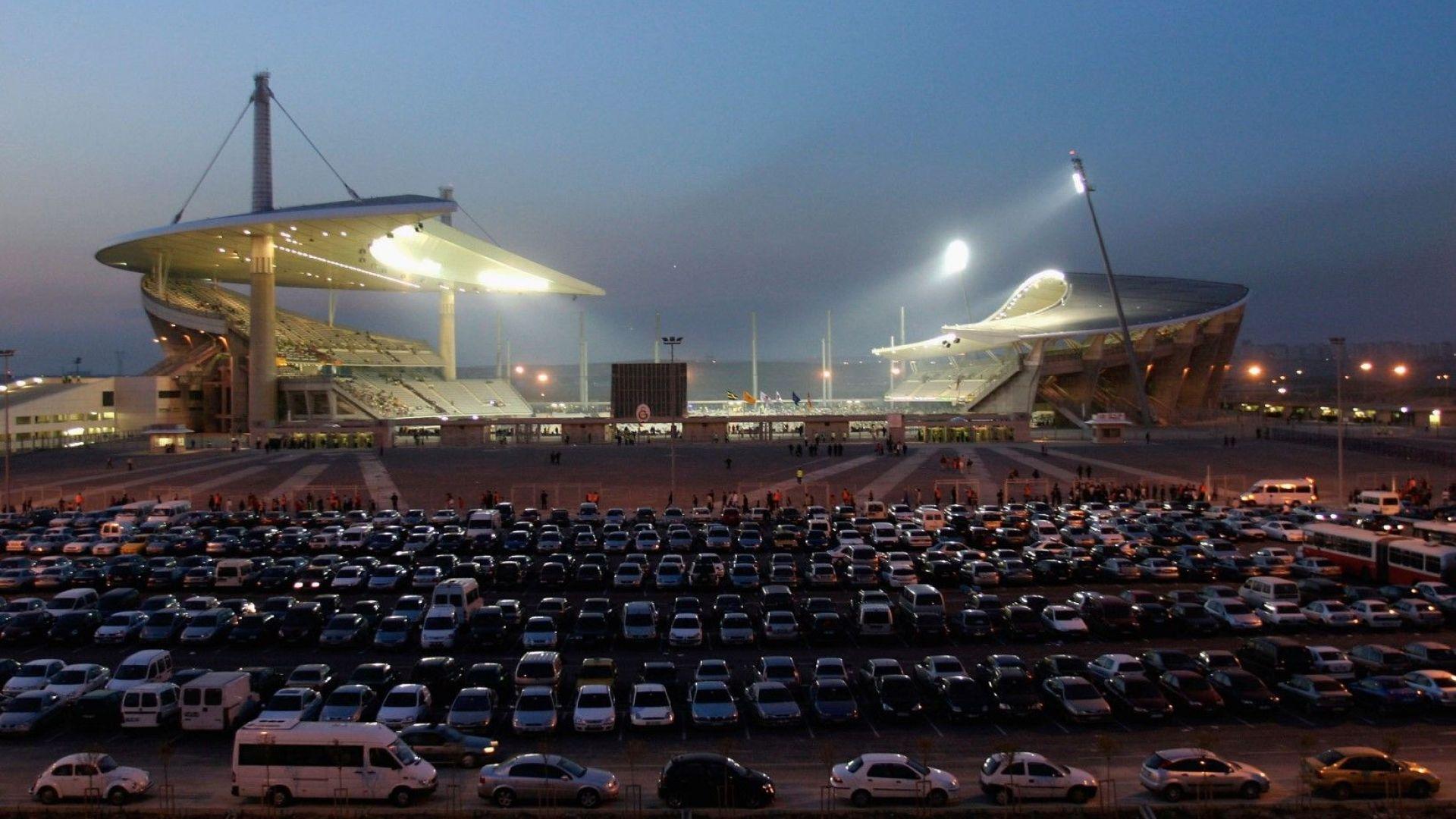 Най-впечатляващите спортни арени в света (галерия)
