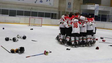 България с трета поредна победа на Световното по хокей